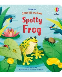 Little Lift and Look. Spotty Frog