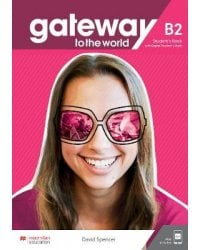 Gateway to the World B2. Student's Book with Student's App and Digital Student's Book
