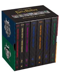 Гарри Поттер (комплект из 7 книг) (количество томов: 7)