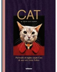 Cat. Portraits of Eighty-Eight Cats and One Very Wise Zebra