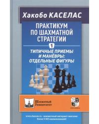 Практикум по шахматной стратегии 1. Типичные приёмы и манёвры: отдельные фигуры