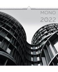 """Календарь настенный перекидной на 2022 год """"Monohrome. 2"""", 320х320 мм"""