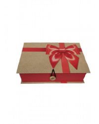 """Коробка-книга """"Подарок"""", 120х180х50 мм"""