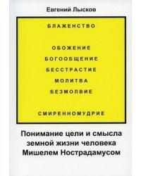 Понимание цели и смысла земной жизни человека Мишелем Нострадамусом