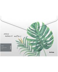 """Папка-конверт на кнопке """"Eco"""", A4, 180 мкм"""