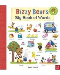 Bizzy Bear's Big Book of Words