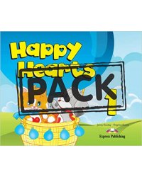 Happy Hearts 1. Pupil's Book with Stickers, Pressouts, Extra Optional Units