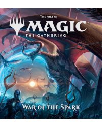 The Art of Magic. The Gathering. War of the Spark