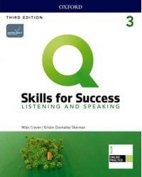 Q. Skills for Success. Level 3. Listening and Speaking Student Book with iQ Online Practice