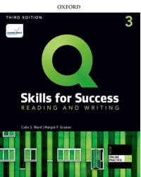 Q. Skills for Success. Level 3. Reading and Writing Student Book with iQ Online Practice