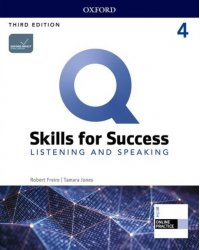 Q. Skills for Success. Level 4. Listening and Speaking Student Book with iQ Online Practice