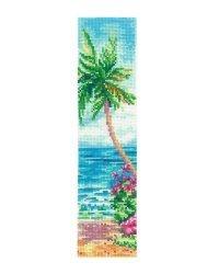 """Набор для вышивания Сделай своими руками """"Закладки. Доминикана"""", 5,5x22 см, арт. З-59"""