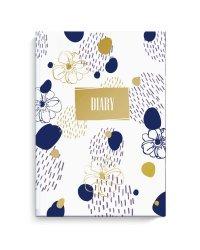 """Ежедневник недатированный """"Diary. Весеннее настроение"""", A5, 80 листов"""