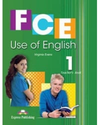 FCE Use Of English 1. Teacher's Book with DigiBook Application