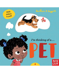 I'm Thinking of a Pet. Board Book