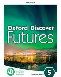 Oxford Discover Futures 5. Workbook with Online Practice