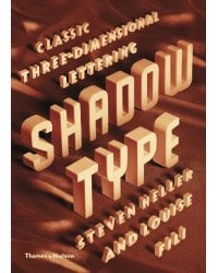 Shadow Type. Classic Three-Dimensional Lettering