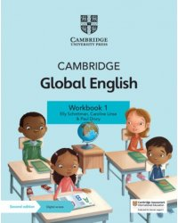Cambridge Global English. Stage 1. Workbook + Digital Access