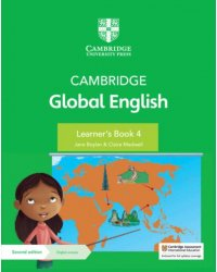 Cambridge Global English. Stage 4. Learner's Book + Digital Access