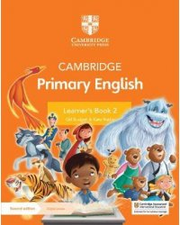 Cambridge Primary English. Stage 2. Learner's Book + Digital Access