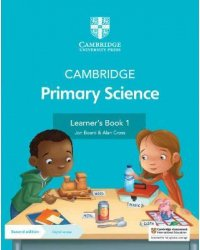 Cambridge Primary Science. Stage 1. Learner's Book + Digital Access