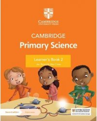 Cambridge Primary Science. Stage 2. Learner's Book + Digital Access