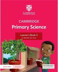 Cambridge Primary Science. Stage 3. Learner's Book + Digital Access