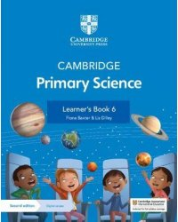 Cambridge Primary Science. Stage 6. Learner's Book + Digital Access