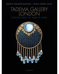 Tadema Gallery London. Jewellery from the 1860s to 1960s