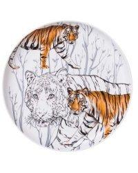 "Тарелка закусочная ""Animal world. Тигр"", 20,5 см"