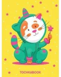 Точкабук А5. Кот в пижаме