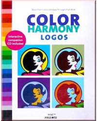 Color Harmony Logos / Гармония цвета в логотипах (+ CD-ROM)
