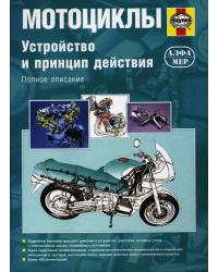 Мотоциклы. Устройство и принцип действия. Полное описание