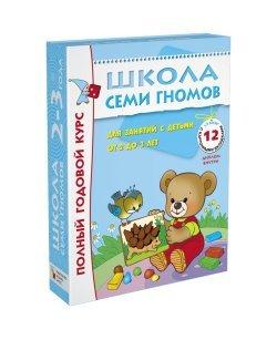 Школа Семи Гномов.