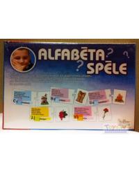 TREFL Game Alphabet (на латышском яз.)