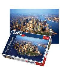 TREFL Пазл Нью-Йорк, 1000 шт.