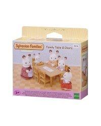 SYLVANIAN FAMILIES Комплект обеденного стола