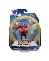 SONIC THE HEDGEHOG Фигурка с аксессуаром Dr.Eggman 10 см