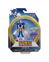 SONIC THE HEDGEHOG Фигурка с аксессуаром Sonic 10 см
