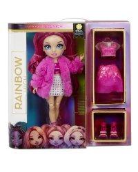 RAINBOW HIGH кукла фуксия