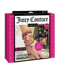 MAKE IT REAL Набор для создания браслетов Jusicy Couture