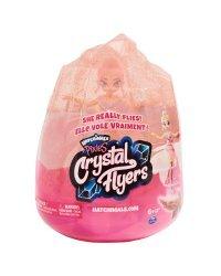 HATCHIMALS Crystal Flyers Летающая фея, розовая