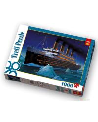 TREFL Пазл Титаник, 1000 шт.