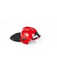 KLEIN Защитный шлем пожарного, красный