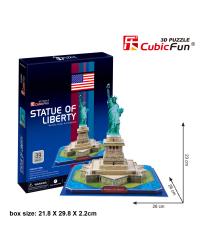 CUBICFUN 3D пазл Статуя Свободы (США)