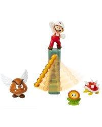 SUPER MARIO игровой набор Lava Castle Diorama