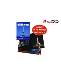 CUBICFUN 3D пазл Эйфелева Башня, Париж