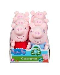 PEPPA PIG Эко мягкая игрушка ассорт 15 см