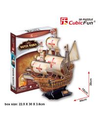 CUBICFUN 3D пазл флагманский корабль